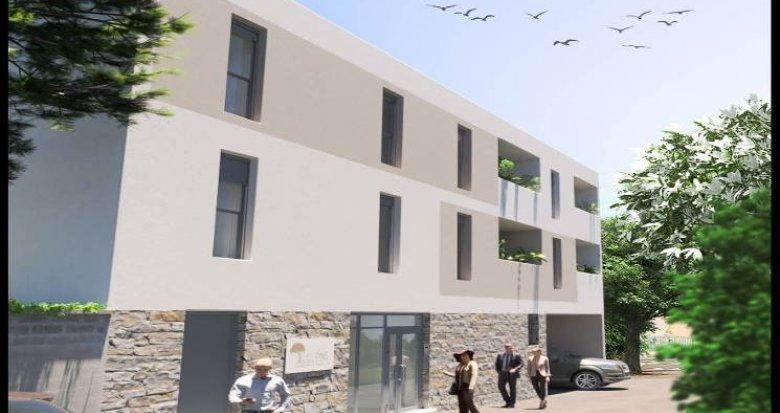 Achat / Vente immobilier neuf Castelnau-le-Lez proche tramway (34170) - Réf. 3044