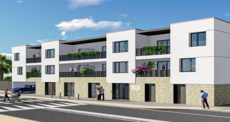 Achat / Vente immobilier neuf Castelnau-le-Lez quartier du Mas de Rochet (34170) - Réf. 3789