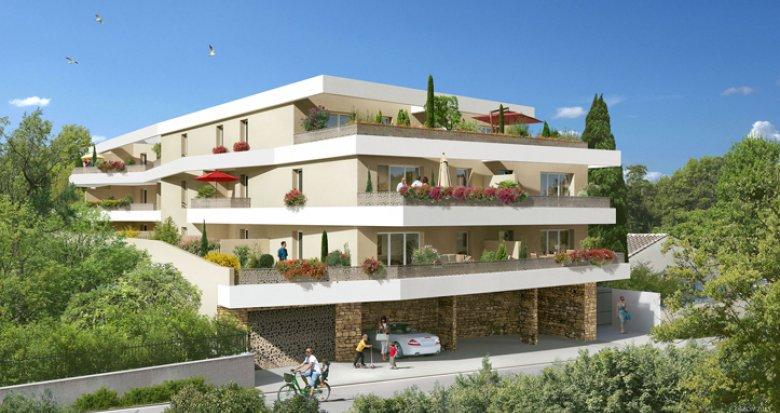 Achat / Vente immobilier neuf Castelnau-le-Lez , Quartier du Mas de Rochet (34170) - Réf. 474