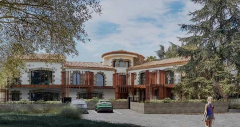 Achat / Vente immobilier neuf Castelnau-le-Lez secteur calme résidentiel (34170) - Réf. 4801