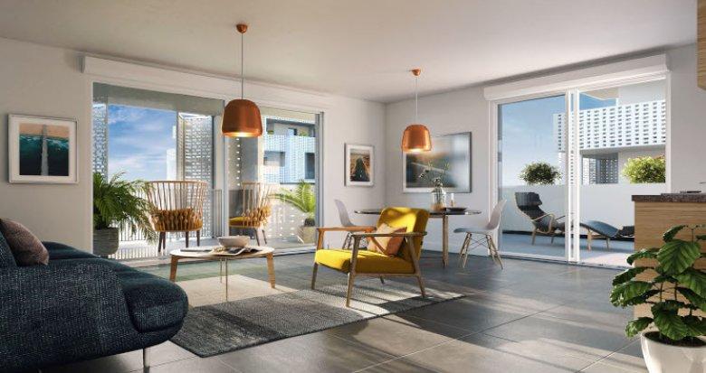 Achat / Vente immobilier neuf Castelnau-le-Lez zac eureka (34170) - Réf. 5129