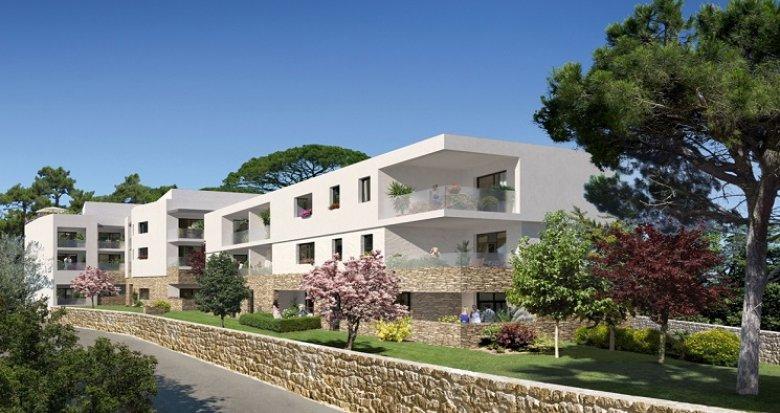 Achat / Vente immobilier neuf Castelnau tout près du centre-ville (34170) - Réf. 345