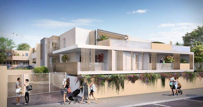 Achat / Vente immobilier neuf Castries quartier résidentiel et proche commodités (34160) - Réf. 3987