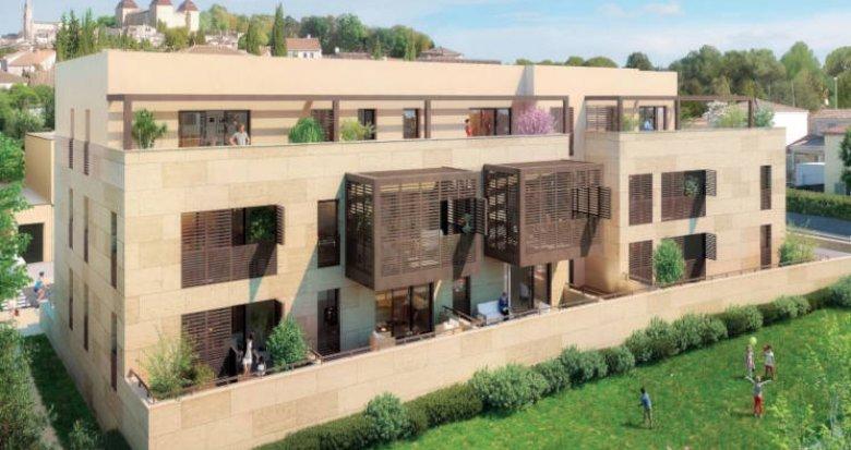 Achat / Vente immobilier neuf Castries ZAC des Saurèdes (34160) - Réf. 3076
