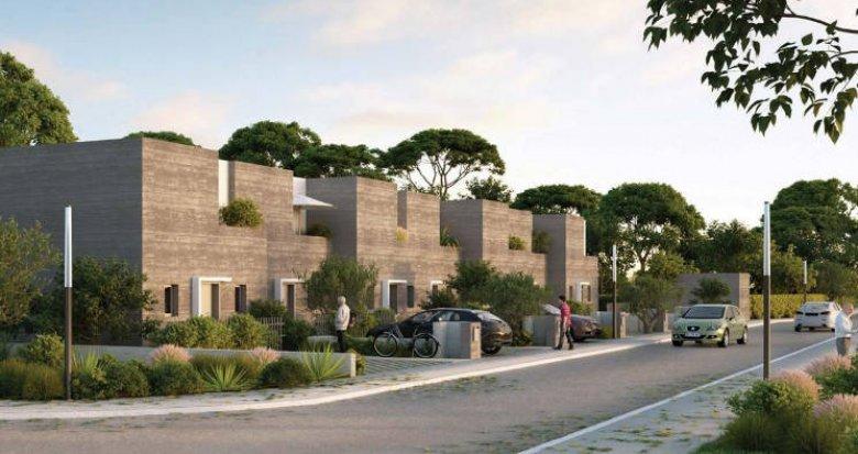 Achat / Vente immobilier neuf Clapiers proche du centre historique (34830) - Réf. 3452