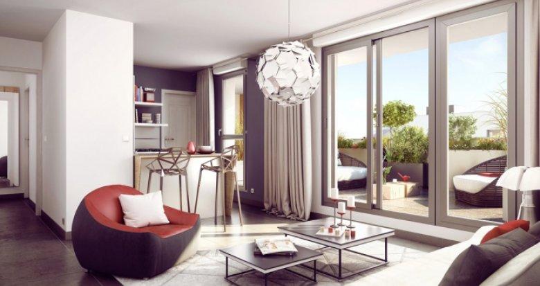 Achat / Vente immobilier neuf Cournonterral, au dessus du port (34660) - Réf. 771