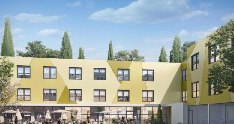 Achat / Vente immobilier neuf Ideal Campus (34000) - Réf. 2523