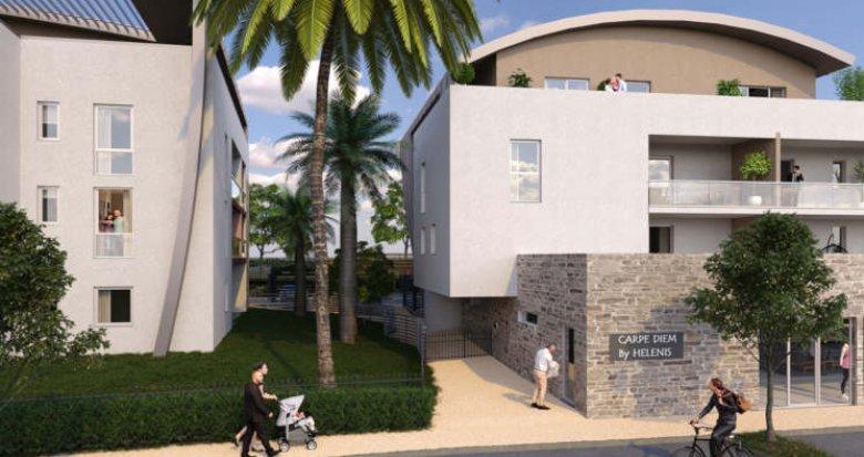 Achat / Vente immobilier neuf Jacou aux portes de Montpellier (34830) - Réf. 4361