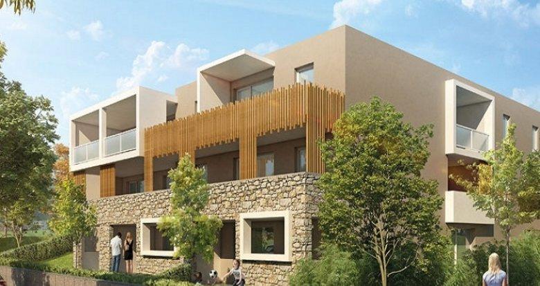 Achat / Vente immobilier neuf Juvignac proche Montpellier (34990) - Réf. 341