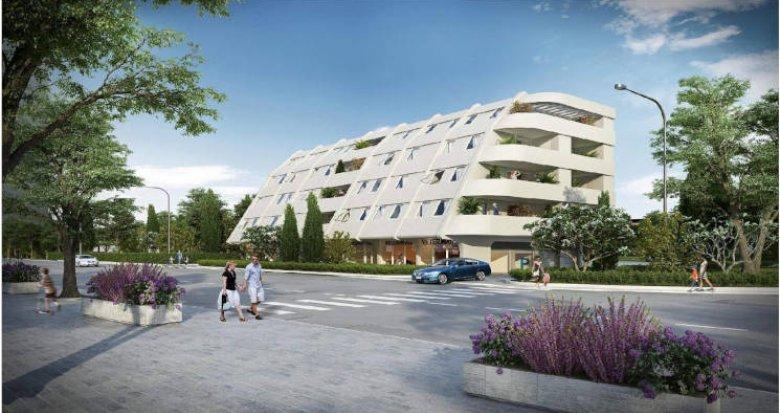 Achat / Vente immobilier neuf La Grande Motte proche plage (34280) - Réf. 2841