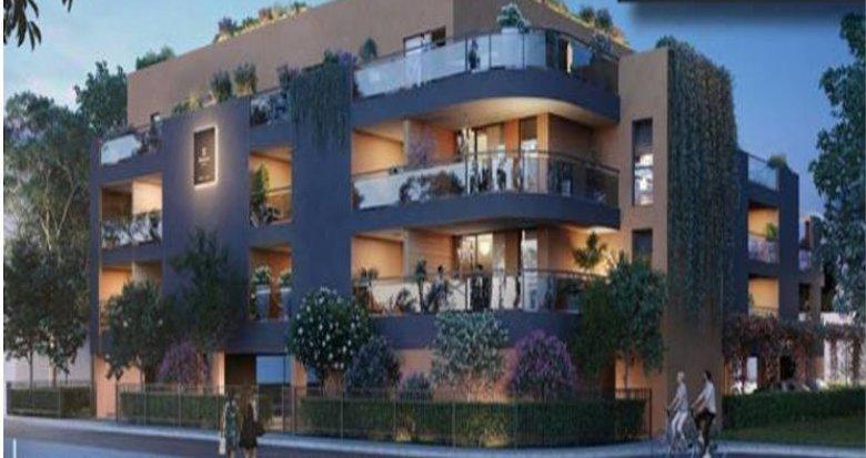 Achat / Vente immobilier neuf Lattes au cœur du secteur Maurin (34970) - Réf. 5168