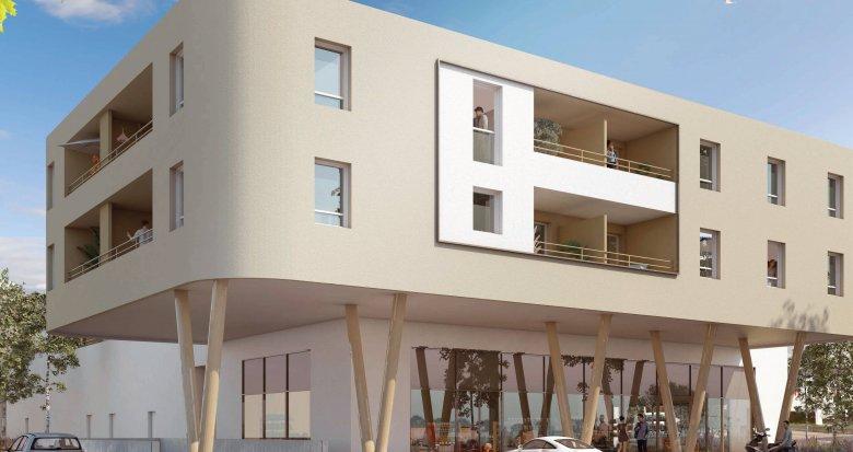 Achat / Vente immobilier neuf Lattes emplacement prisé et recherché (34970) - Réf. 6241
