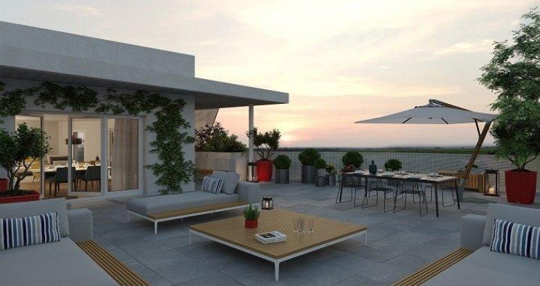 Achat / Vente immobilier neuf Lattes entre Montpellier et les plages (34970) - Réf. 1391