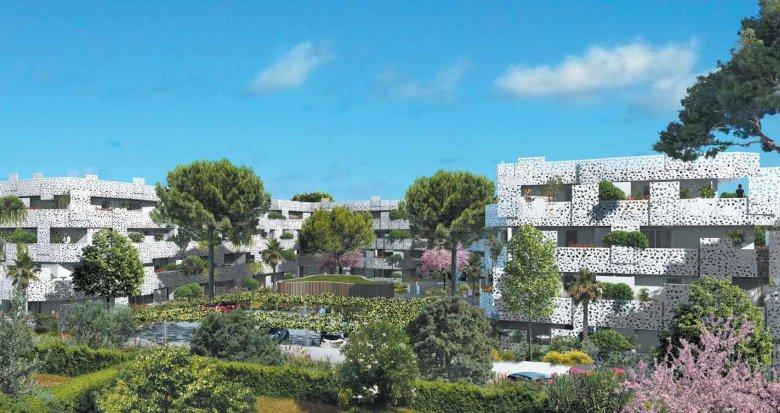 Achat / Vente immobilier neuf Lattes proche Lironde (34970) - Réf. 2056