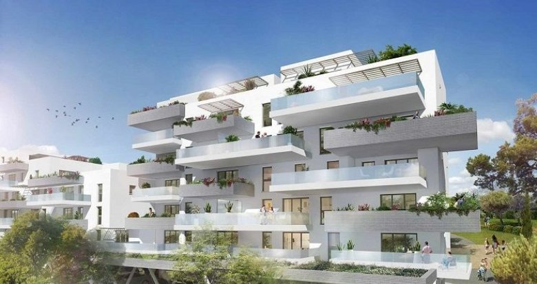 Achat / Vente immobilier neuf Lattes proche tramway 3 (34970) - Réf. 1157