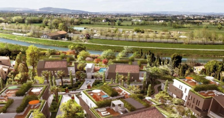 Achat / Vente immobilier neuf Lattes secteur d'Oz (34970) - Réf. 1452