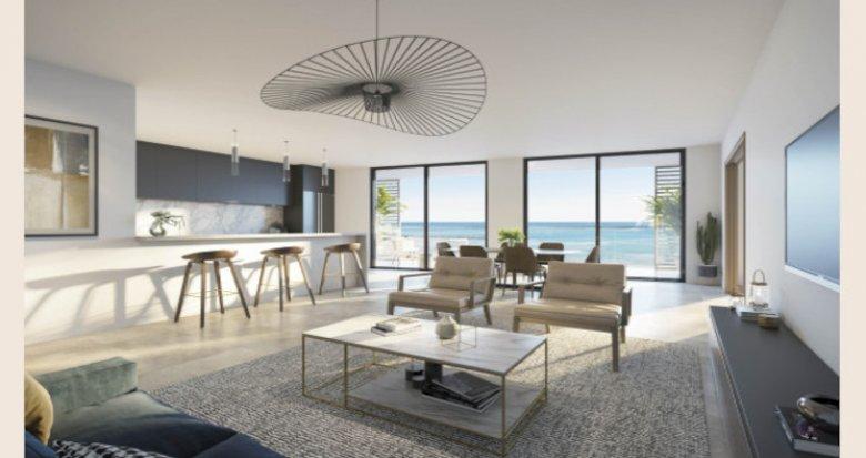 Achat / Vente immobilier neuf Le Grau d'Agde vue mer proche commerces (34000) - Réf. 5070