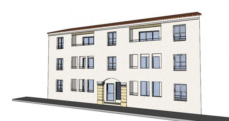 Achat / Vente immobilier neuf Marsillargues au cœur du village (34590) - Réf. 6078