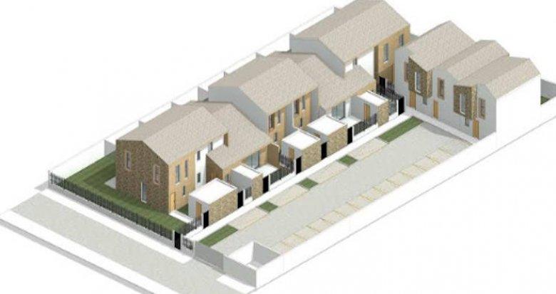 Achat / Vente immobilier neuf MARSILLARGUES - Maison (34590) - Réf. 5192