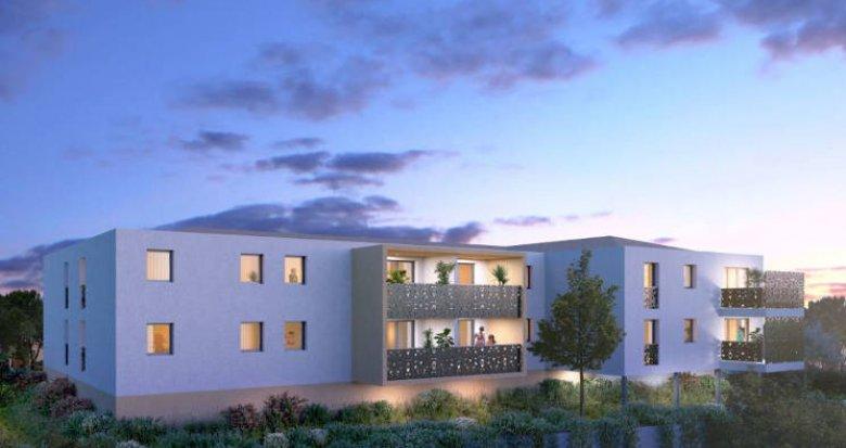 Achat / Vente immobilier neuf Mauguio à 5 min du centre (34130) - Réf. 5123
