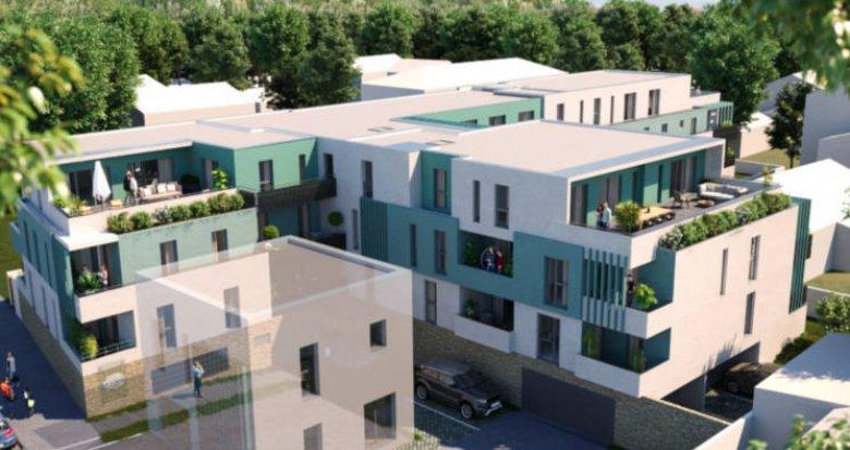 Achat / Vente immobilier neuf Mauguio centre-ville (34130) - Réf. 3297