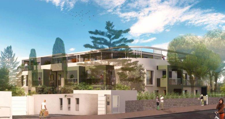 Achat / Vente immobilier neuf Montpelier quartier Aiguelongue (34000) - Réf. 2251