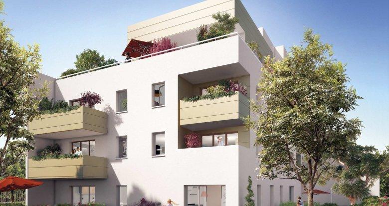 Achat / Vente immobilier neuf Montpellier à 10 minutes de la Comédie (34000) - Réf. 1978