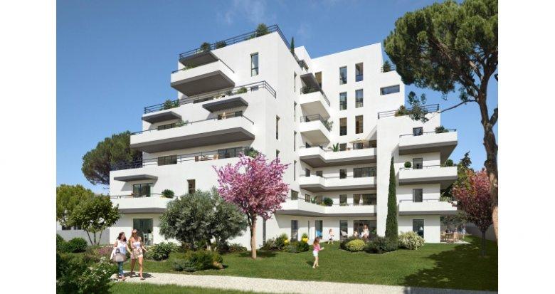 Achat / Vente immobilier neuf Montpellier à 3 minutes de l'Ovalie (34000) - Réf. 2118