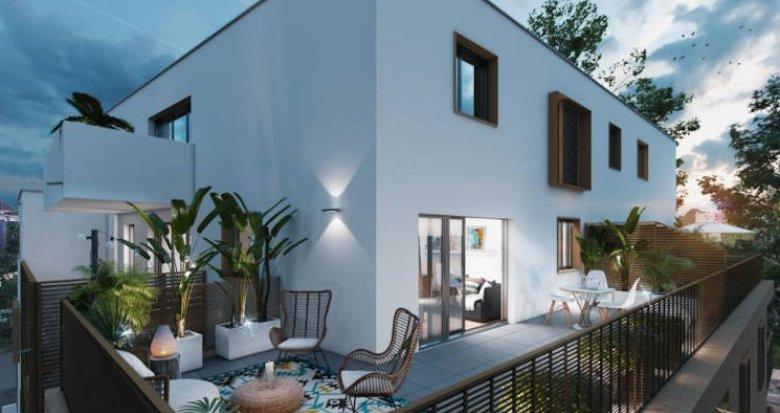 Achat / Vente immobilier neuf Montpellier à 5 min du centre historique (34000) - Réf. 5114