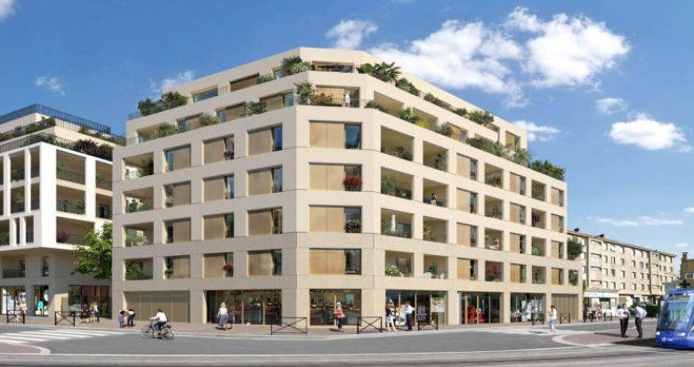 Achat / Vente immobilier neuf Montpellier à deux pas du Parc Montcalm (34000) - Réf. 5570