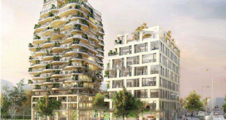 Achat / Vente immobilier neuf Montpellier à proximité du quartier de l'Ecusson (34000) - Réf. 768