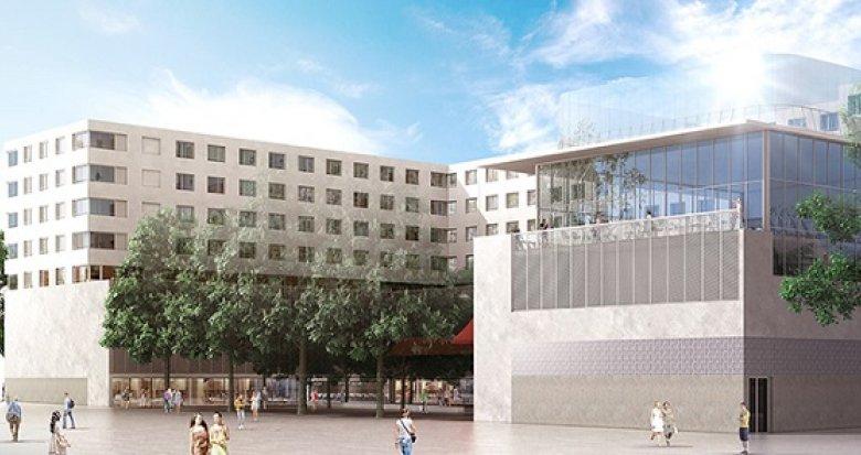 Achat / Vente immobilier neuf Montpellier au cœur de la Cité Créative (34000) - Réf. 3419