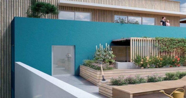 Achat / Vente immobilier neuf Montpellier au cœur de l'éco-quartier Ovalie (34000) - Réf. 4339
