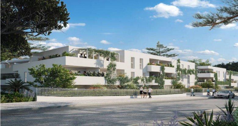 Achat / Vente immobilier neuf Montpellier au cœur du Mas de Bagnère (34000) - Réf. 4996