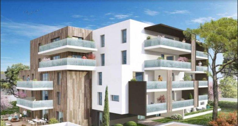Achat / Vente immobilier neuf Montpellier au cœur du quartier Aiguelongue (34000) - Réf. 4589