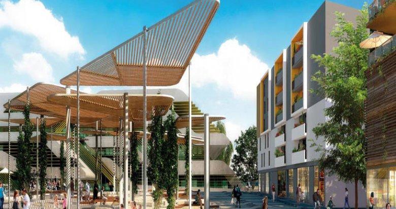 Achat / Vente immobilier neuf Montpellier au cœur du quartier Pierresvives (34000) - Réf. 4350