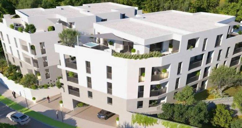 Achat / Vente immobilier neuf Montpellier au coeur d'un quartier résidentiel (34000) - Réf. 4180