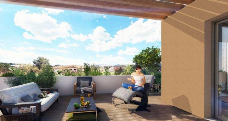Achat / Vente immobilier neuf Montpellier au coeur quartier Hôpitaux Facultés (34000) - Réf. 5171