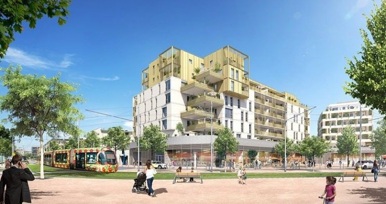 Achat / Vente immobilier neuf Montpellier centre-ville gare saint Roch (34000) - Réf. 766
