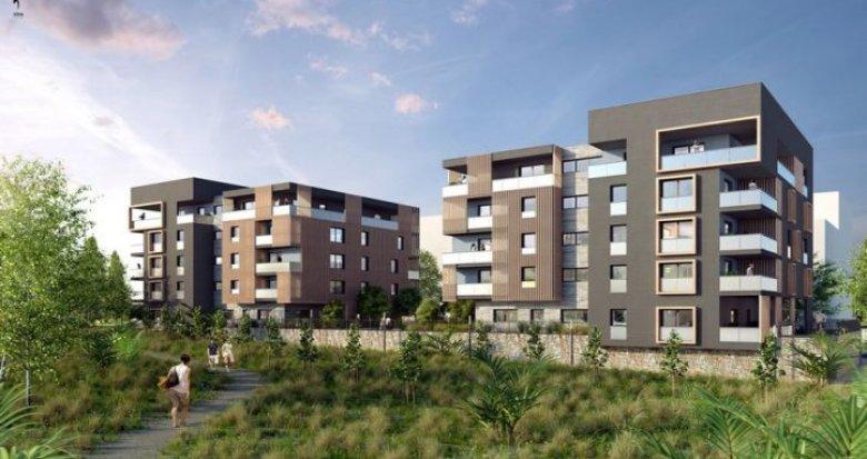 Achat / Vente immobilier neuf Montpellier coeur du Parc Marianne (34000) - Réf. 99