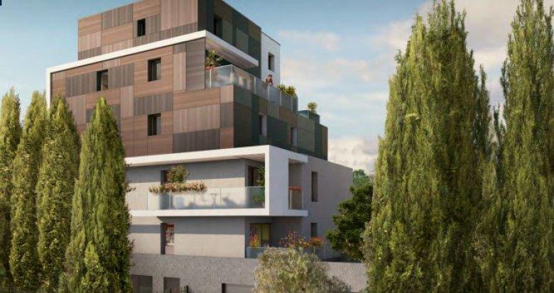 Achat / Vente immobilier neuf Montpellier cœur quartier Aiguelongue (34000) - Réf. 2930