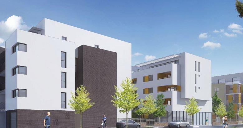 Achat / Vente immobilier neuf Montpellier éco-quartier Ovalie (34000) - Réf. 385