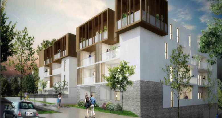 Achat / Vente immobilier neuf Montpellier éco-quartier Ovalie (34000) - Réf. 2710