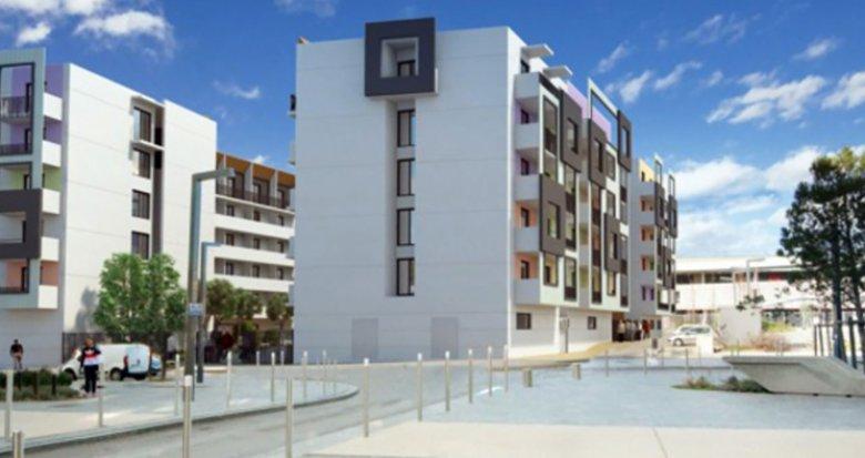 Achat / Vente immobilier neuf Montpellier eco-quartier Pierre Vives (34000) - Réf. 2699
