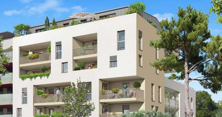 Achat / Vente immobilier neuf Montpellier face place des Patriotes (34000) - Réf. 2664