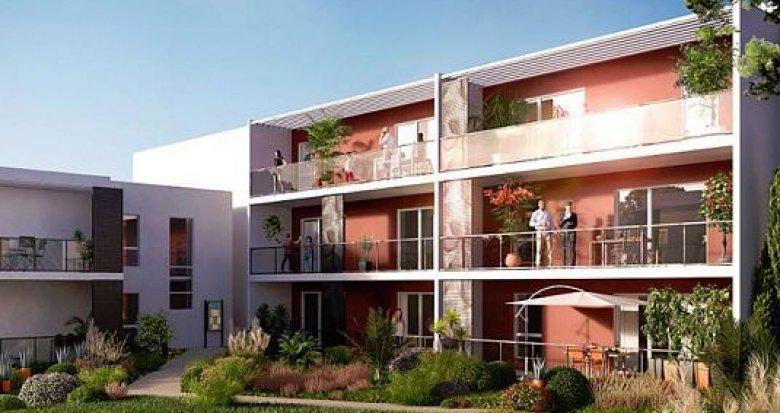 Achat / Vente immobilier neuf Montpellier hors zac et au calme (34000) - Réf. 457