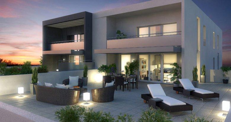 Achat / Vente immobilier neuf Montpellier La Pompignane (34000) - Réf. 1417