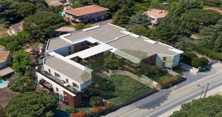 Achat / Vente immobilier neuf Montpellier Les sabines Polyclinique St Roch (34000) - Réf. 4985