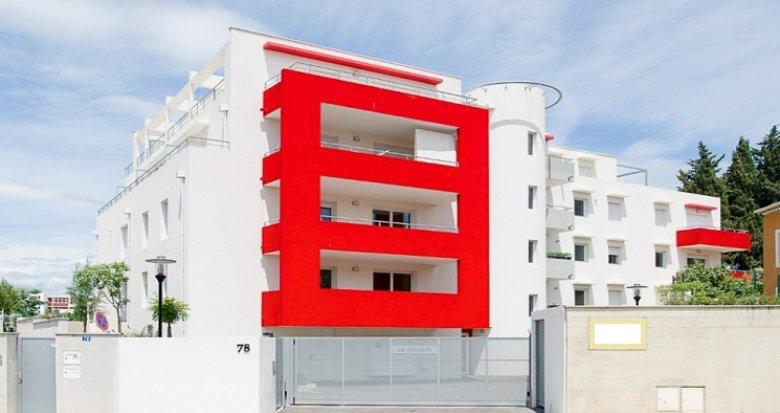 Achat / Vente immobilier neuf Montpellier livraison immédiate (34000) - Réf. 321