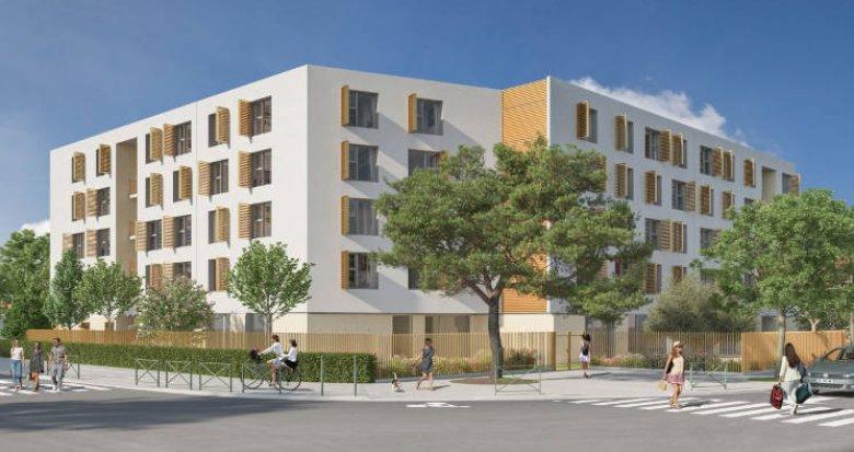 Achat / Vente immobilier neuf Montpellier Millénaire Résidence étudiante (34000) - Réf. 5916